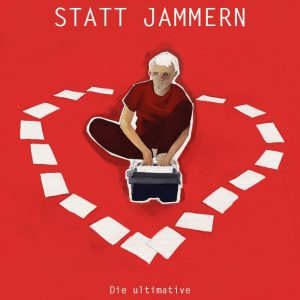 KARSTEN STRACK & DEAN RUDDOCK (HRSG.): Schreiben statt jammern. Die Liebeskummeranthologie des Poetry Slam (2016)